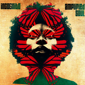 Albumcover Incognito - Amplified Soul