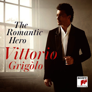Albumcover Vittorio Grigolo - The Romantic Hero