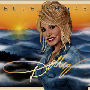 Albumcover Dolly Parton - Blue Smoke