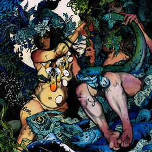 Albumcover Baroness - Blue Record (Deluxe Version)