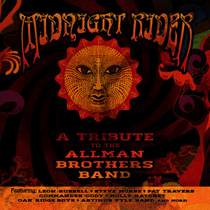 Albumcover Various Artists - Midnight Rider - A Tribute to the Allman Brothers Band