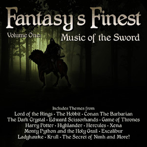 Albumcover Dominik Hauser - Fantasy's Finest: Music of the Sword, Vol. 1