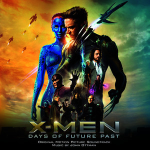 Albumcover John Ottman - X-Men: Days of Future Past (Original Motion Picture Soundtrack)