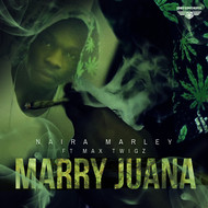Albumcover Naira Marley feat. Max Twigz - Marry Juana