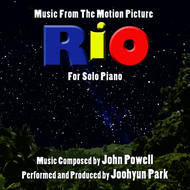 Joohyun Park - Rio: Music from the Motion Picture for Solo Piano