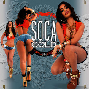 Albumcover Various Artists - Soca Gold 2014