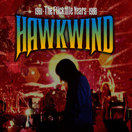 Albumcover Hawkwind - The Flicknife Years 1981 - 1988