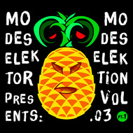 Albumcover Various Artists - Modeselektion Vol. 03 Pt. 1