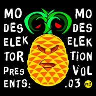 Albumcover Various Artists - Modeselektion Vol. 03 Pt. 2