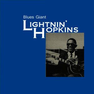 Albumcover Lightnin' Hopkins - Blues Giant