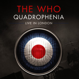 Albumcover The Who - Quadrophenia - Live In London