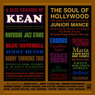 "Albumcover Riverside Jazz Stars - A Jazz Version of ""Kean"" Played by the Riverside Jazz Stars / ""The Soul of Hollywood"" The Piano and Orchestra of Junior Mance Great Movie Themes Arranged by Melba Liston"
