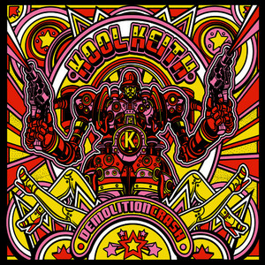 Albumcover Kool Keith - Demolition Crash