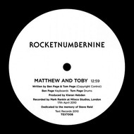 Rocketnumbernine - Matthew & Toby