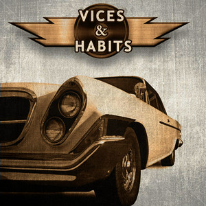 Albumcover Déjà Vu - Vices and Habits