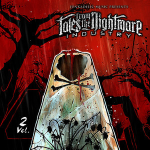 Albumcover DJ Junkaz Lou - Tales from the Nightmare Industry, Vol. 2