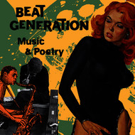 Albumcover Various Artists - Beat Generation - Music & Poetry