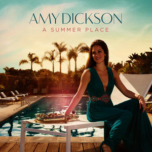 Albumcover Amy Dickson - A Summer Place