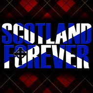 Albumcover Various Artists - Scotland Forever
