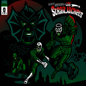Albumcover Los Straitjackets - Further Adventures of Los Straitjackets (Reissue)