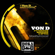 Von D - Daydreaming Lp Sampler – Single