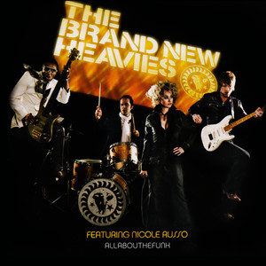 Albumcover The Brand New Heavies - Allaboutthefunk