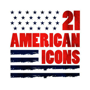Albumcover Various Artists - 21 American Icons
