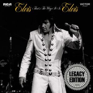 Albumcover Elvis Presley - That's the Way It Is (Legacy Edition)