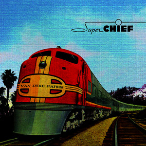 Albumcover Van Dyke Parks - Super Chief: Music for the Silver Screen