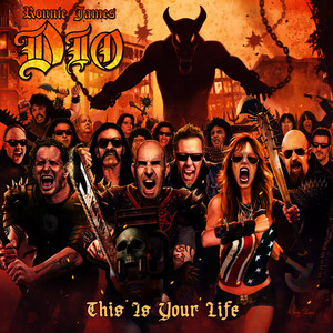 Albumcover Various Artists - Ronnie James Dio  - This Is Your Life
