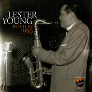 Albumcover Lester Young - Boston 1950