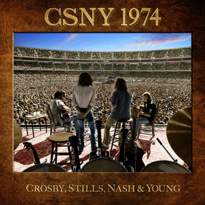 Albumcover Crosby, Stills, Nash & Young - CSNY 1974