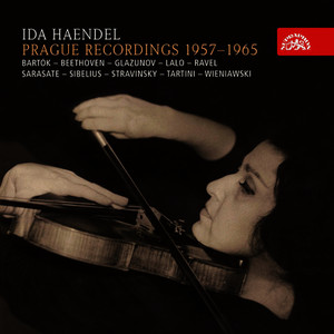 Albumcover Ida Haendel - Prague Recordings