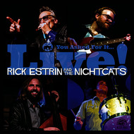 Albumcover Rick Estrin & The Nightcats - You Asked For It… Live!