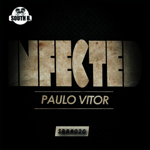 Albumcover Paulo Vitor - Infected