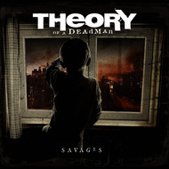 Albumcover Theory Of A Deadman - Savages