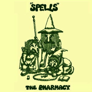 Albumcover The Pharmacy - Spells