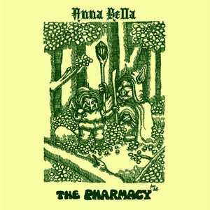 Albumcover The Pharmacy - Anna Bella - Single