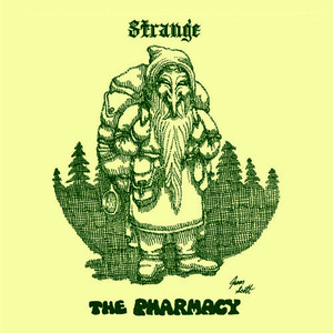 Albumcover The Pharmacy - Strange - Single