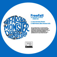 Albumcover The Far Out Monster Disco Orchestra - Freefall Remixes