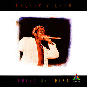 Albumcover Delroy Wilson - Doing My Thing