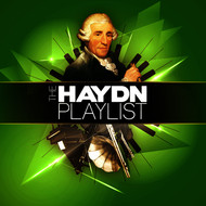 Albumcover Franz Joseph Haydn - The Haydn Playlist