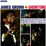 Albumcover James Brown - Showtime