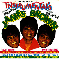 Albumcover James Brown - Mighty Instrumentals