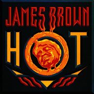 Albumcover James Brown - Hot