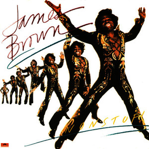 Albumcover James Brown - Nonstop!
