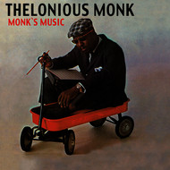 Albumcover Thelonious Monk - Monk's Music (feat. John Coltrane & Coleman Hawkins) [Bonus Track Version]