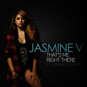 Albumcover Jasmine V / Kendrick Lamar - That's Me Right There