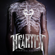 Albumcover Heartist - Feeding Fiction (Explicit)