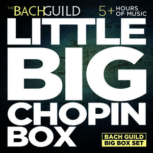 Albumcover Various Artists - Little Big Chopin Box